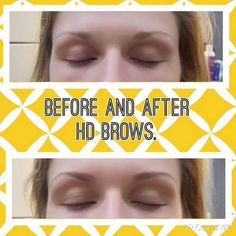 Some HD brows from last week :)