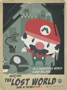 Super Mario Bros/ Field Day? Mario Party