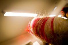 #hair Oscar de la Renta - Spring 2013 #odlr (photo by Xavi Menós)