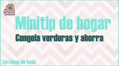 Minitip Hogar Congela verduras y ahorra / Los Blogs de Rosa