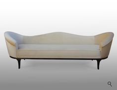 COLETTE Sofa by KOKET. fashion furniture, sexy furniture, brass chandeliers, luxury upholstery, gold ribbon, Swarovski crystals, fashion design, high-end casegoods, new York furniture.