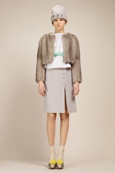 Paule Ka Fall 2012 Ready-to-Wear Fashion Show