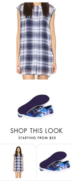 """""""Untitled #867"""" by laurie-egan on Polyvore featuring BB Dakota and Vans"""