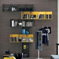 Mobile libreria design