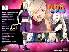 Good anime wallpaper from Naruto Shippuuden uploaded by AceFlame - INO Sasuke, Anime Naruto, Naruto Oc, Naruto Girls, Naruto Funny, Anime Girls, Naruto Shippuden Characters, Naruto Shippuden Anime, Shikamaru