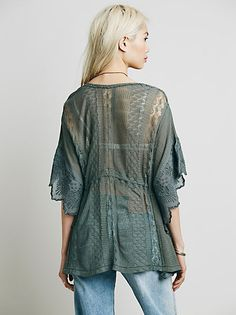 Free People Tied to Love Tunic at Free People Clothing Boutique