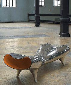 marc newson bench!