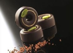 Anellini di pistacchio salato di Stefano Laghi