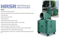 Cain Industries HRSR Product Line