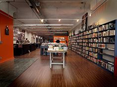 Pandemonium first opened in the Junction twelve years ago. When owner Neill Cunningham opened the used book and record store, the neighbourhood hadn't se. Sell Vinyl Records, Lp Shop, Toronto Vacation, Recorded Books, Cafe Interior, The Neighbourhood, Bookstores, Image, The Neighborhood