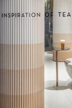 Cafe Design, Store Design, House Design, Office Wall Design, Pillar Design, Interior Architecture, Interior Design, Column Design, Restaurant Design