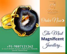 !!!The Most Magnificent Jewellery!!!  👉Explore Wide Range of Beautifully Handcrafted Women's Ring at Goyal Jewellers in Jaipur. 📞Order Now- +91-9887121262 #BestJewellersinJaipur #JewellersinJaipur #FashionJewellery #SilverJewellery #Jaipur #Rajasthan #gemstonejewellery #diamondjewellery #earrings #rings #bangles #pendants #bracelet #BePrecious #GoyalJewellers #Gemstone #GoyalJewellersJaipur