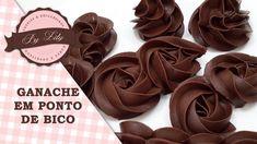 Hazelnut and chocolate cake - HQ Recipes Cupcakes, Cupcake Frosting, Cake Icing, Chocolate Squares, Dark Chocolate Chips, Chocolate Cake, Chocolate Pastry, Chocolate Frosting, Cake Decorating Techniques