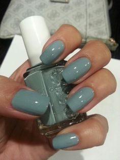 Can't wait to get this one in the mail   New ESSIE Parka Perfect 855