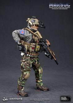 MARSOC Special Ops Team operator