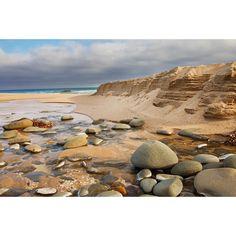 Great Ocean Road  #apollobay #kennettriver #greatoceanroad #beach #australia #victoria #nikon #nikond610 #photography #landscape #storm #clouds #rocks #sand by demi_justine91 http://ift.tt/1LQi8GE