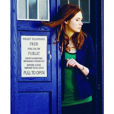 karen gillan | Tumblr ❤ liked on Polyvore featuring doctor who, karen gillan, people, celebs and ch - amelia pond