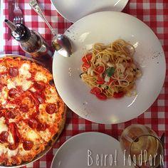 Appetito Trattoria #lebanon #Beirut #food #Foodporn #beirutfoodporn #italian #italianfood #hungry #lunch #dinner #lebanese