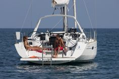 Beneteau Oceanis -41 If I could choose any boat in the world. This Beneteau is it!!!