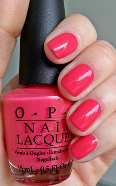 MANIA varnishes MANI charged up cherry