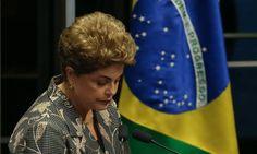 Ato final de Dilma Rousseff recebe tratamento secundário das principais emissoras de TV
