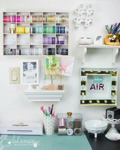 So pretty and organized