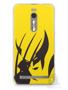 Capa Zenfone 2 Wolverine - SmartCases - Acessórios para celulares e tablets :)