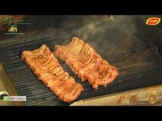 Reteta germana: Coaste de porc fripte la gratar (50 de saptamani in bucatariile lumii) - YouTube