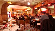 BAR ISABEL AU 97, College St.   What to Do in Toronto: The Coveteur's Guide - Condé Nast Traveler