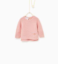 Imagem 1 de Camisola com bolso da Zara