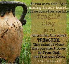 2 Corinthians 4:7 Red Letter Living Blog