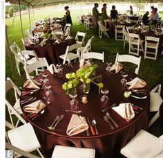 Itu0027s All A Matter Of Measurements | Wedding Dinner, Wedding Tables And  Chair Covers