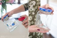 Get rid of stickers and stuck-on adhesive.