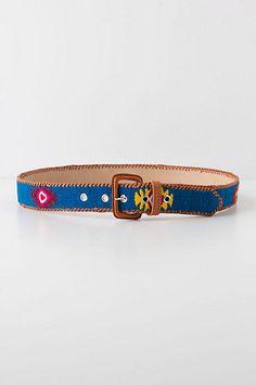 Spirited Belt #anthropologie