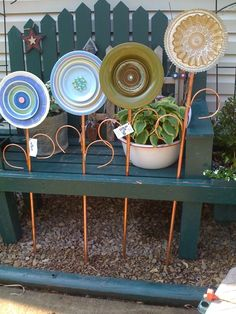 yard art by Mandee Cook