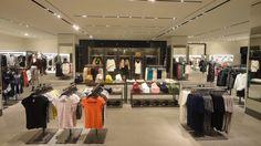 Zara store collections at Phoenix Marketcity Chennai