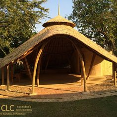 bamboo and earth sala dome #chiangmailifeconstruction #bambooarchitecture #eartharchitecture