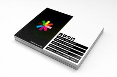ordered chaos • 95 Beautiful Business Card Designs