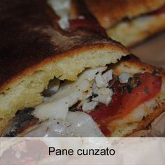 Ricetta originale del pane cunzato di Scopello in Sicilia