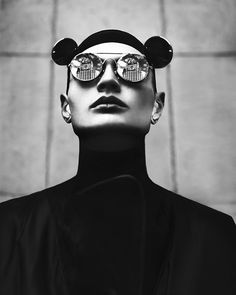 YOUNG HANNIBAL // SCHÖN! magazine online by Elizaveta Porodina, via Behance
