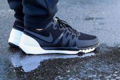 """Nike Free Trainer 3.0 V3 """"Black/Black-White"""""""