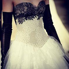 abito da sposa Vera Wang Spring 2014 foto cult_ceo on instagram