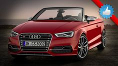 2015 Audi S3 Cabriolet - Audi has applied the S treatment on the A3 Cabriolet just in time for the 2014 Geneva Motor Show.