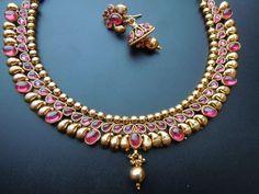 Tamil Wedding, Indian Jewelry, Necklace Set, Chains, Tassels, Jewelery, Dress Up, Women Jewelry, Christian