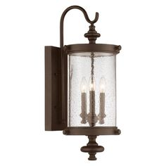 Savoy House Palmer 5-122 Outdoor Wall Lantern - 5-1220-40
