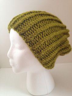 knit hat!