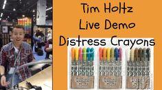 Tim Holtz #CHAShow N