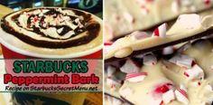 Peppermint Bark (Frappuccino) | Starbucks Secret Menu