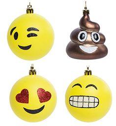 "Emoji Smiley Face 3"" Christmas Tree Ornament Balls Set of... https://www.amazon.com/dp/B01MTNBI1J/ref=cm_sw_r_pi_dp_x_MeNoyb6SGK0G0"