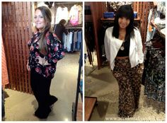 YES, YES, YES! These outfits!! Accidentally Stylish w/ S.S. Milk: South Moon Under Grand Opening Party